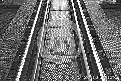 The Railway black and white photos