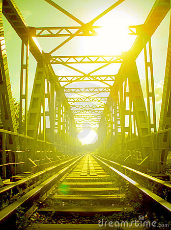 Free Railway Bridge Stock Photo - 1727670