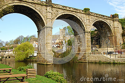 Railway Bridge at Knaresborough