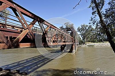 Railway Bridge at Tocumwal