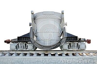 Railway bucket