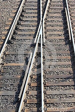 Free Railway Crossing Stock Image - 28130961