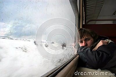 Railway journey