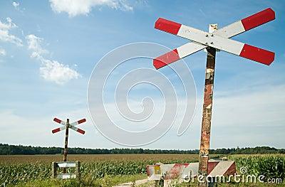 Railway Sign