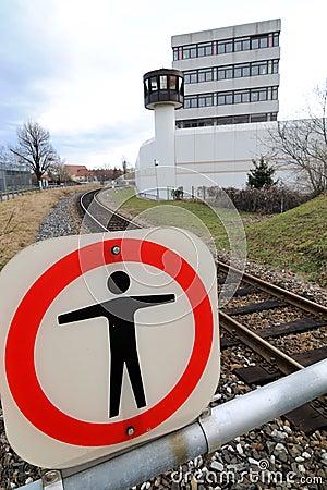 Railway station no.1