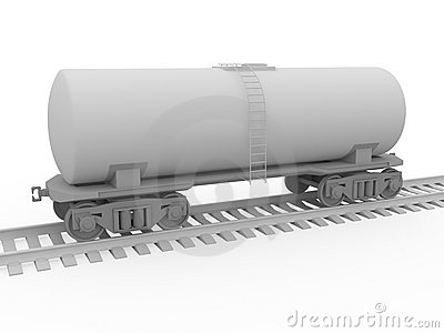 The railway tank