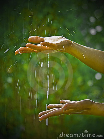 Free Rain Royalty Free Stock Photography - 10707117