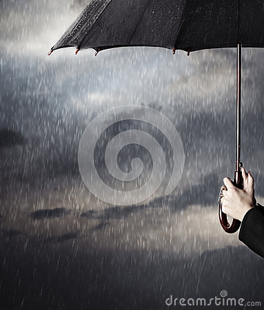 Free Rain Royalty Free Stock Images - 28138429