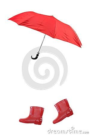 Free Rain Boots Stock Photos - 41434783