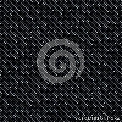 Rain of dots