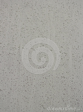 Free Rain Drop At A Window Stock Images - 43460964