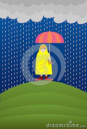 Rain, Rain Go Away, Come Another Day!