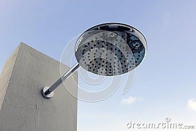 Rain shower shower head