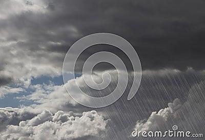 Rain Storm Clouds