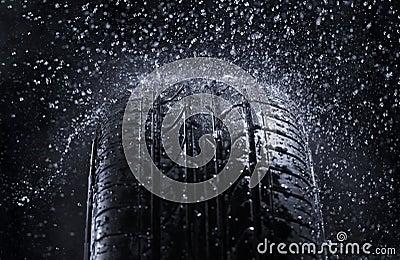 Rain Tire