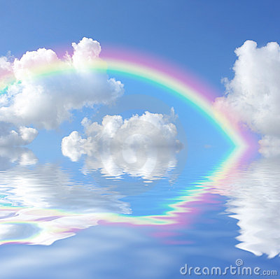 Free Rainbow Royalty Free Stock Images - 4990489