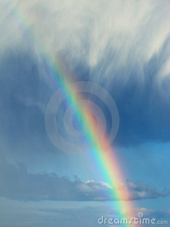 Free Rainbow Royalty Free Stock Photography - 5445697