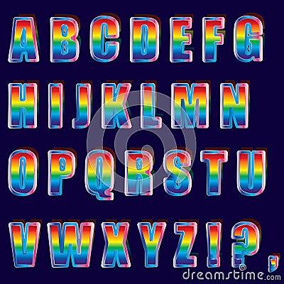 Rainbow ABC