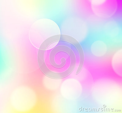 Free Rainbow Blur Easter Background Wallpaper. Royalty Free Stock Photography - 67864307