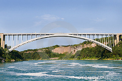 Rainbow Bridge of Niagara Falls