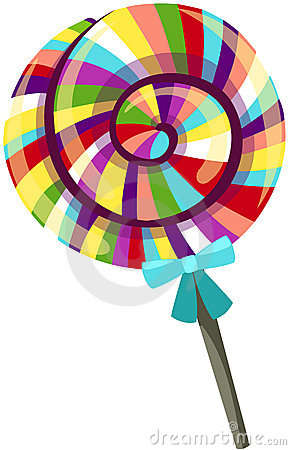 Rainbow Candy Royalty Free Stock Photos - Image: 23067738