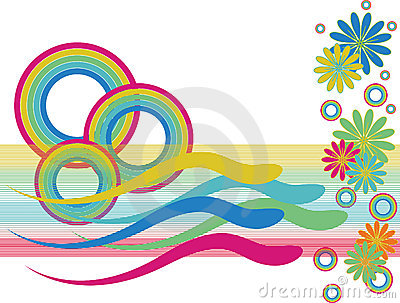 Rainbow Circle Swimmers