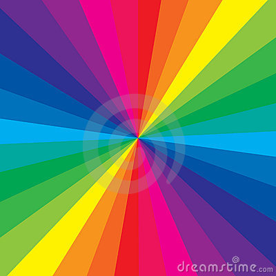 Free Rainbow Color Royalty Free Stock Photography - 6051457