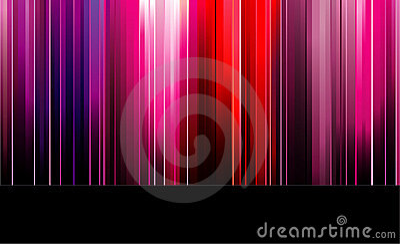 Rainbow colored slide