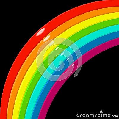 Rainbow corner