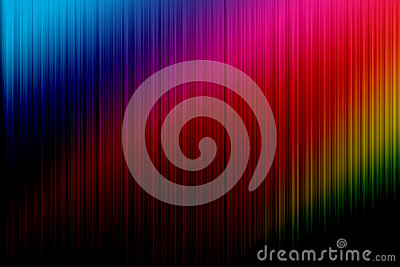 Rainbow disco