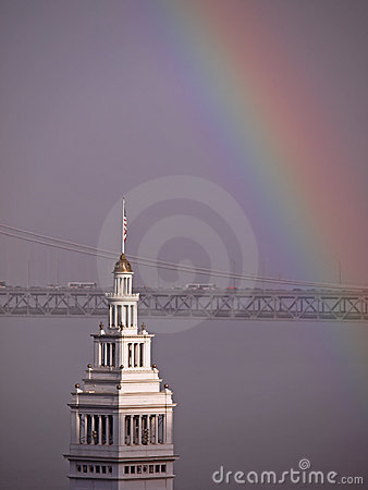 Rainbow & Ferry Building