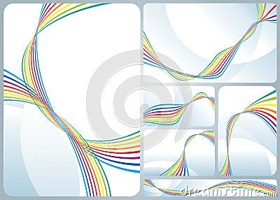 Rainbow Flowing