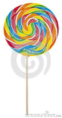 Rainbow Lolly Pop