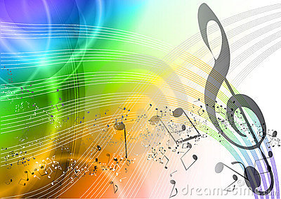 Rainbow music