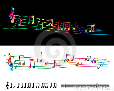 Rainbow sheet music