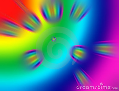 Rainbow Speed Light 2
