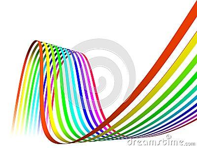 Rainbow Straps