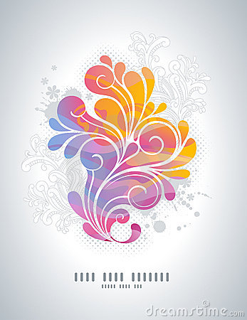 Free Rainbow Swirls Stock Photography - 13855142