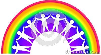 Rainbow Teamwork