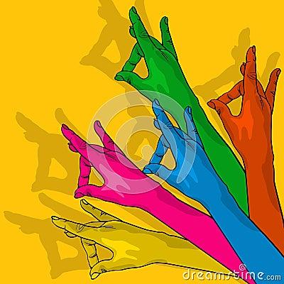 Rainbow victory