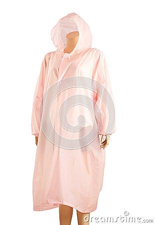 Free Raincoat Royalty Free Stock Photography - 28983117