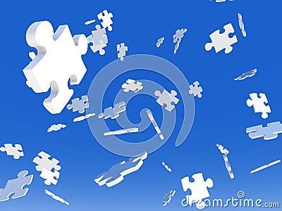 Raining Puzzles