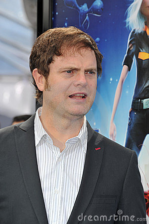 Rainn Wilson Editorial Image