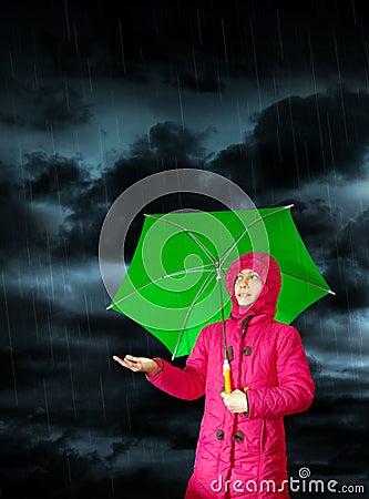 It Rains