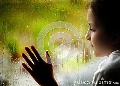 Rainy Day at the Window