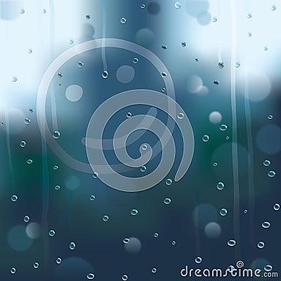 Rainy smile
