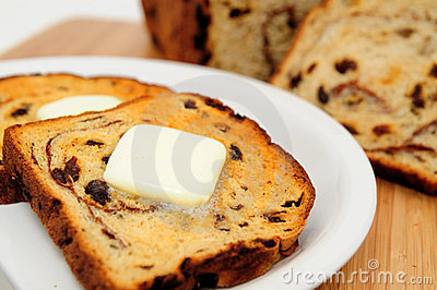 Raisin Cinnamon Toast