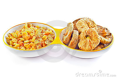 Raisins and Dried Figs