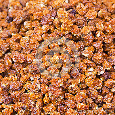 Raisins - golden sultanas