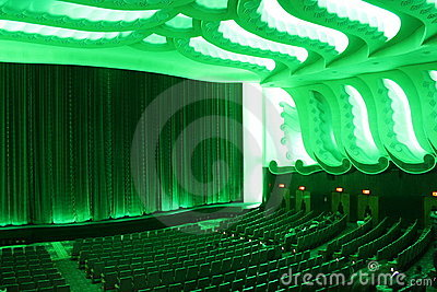 Raj Mandir Cinema (Jaipur, India) Editorial Stock Photo